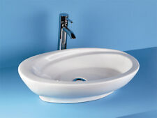 RAK Infinity Large Counter Top Basin 580mm Wide wash basin INFLCTBAS