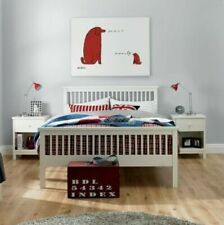 Classic Bed for Double Beds with Mattresses