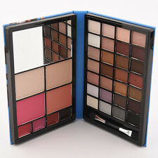 36 Colors Matte & Shimmer Eyeshadow Eye Shadow Palette Makeup Cosmetic Brush Set