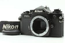 【Near Mint】 Nikon FM3A SLR Film Camera Black Body w/ Strap From Japan #19025