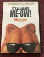 'Garfield The Movie' Press Kit