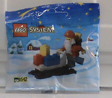 LEGO 1807- Santa Claus and Sleigh - Babbo Natale e slitta