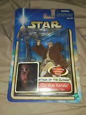 Obi Wan Kenobi Attack of the clones action figure