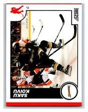 (HCW) 2010-11 Score Glossy #39 Saku Koivu Ducks Mint