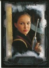 Star Wars Masterwork 2016 Base Card #27 Padme Amidala