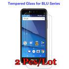 BLU R2 Bold N1 Vivo XL One Plus G60 G80 G90 G9 Tempered Glass Screen Protector