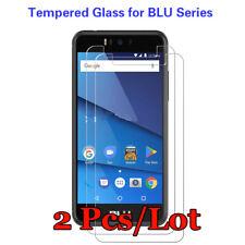 2PCS BLU R2 Bold N1 Vivo XL One Plus G60 G80 G90 Tempered Glass Screen Protector
