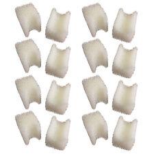 16 x compatibile Schiuma Filtro PADS adatto per Fluval U1 acquario filtro interno