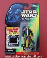 Kenner Star Wars The Power Of The Force Freeze Frame BESPIN HAN SOLO