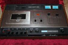 Vintage Akai GXC 36D Stereo Cassette Deck