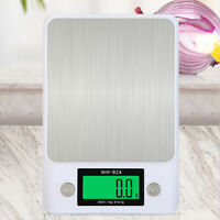 Kitchen Food Scale Digital LCD Electronic Balance Weight Postal Scales 5kg/1g