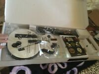 Wii Guitar Hero Near Mint Complete Free Shipping