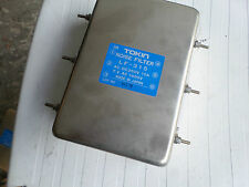 TOKIN NEC - LINE FILTER 3 PHASE 1500V -- LF-315 -- METAL BODY - 15amps
