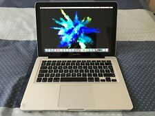 MacBook Pro 13 Intel Core i5 Turbo 3,0 GHz - 16 Go - SSD 1000 Go 1 To