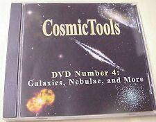 PLANETARIUM! COSMIC TOOLS DVDs 1-4 Astronomy VIDEO CLIPS