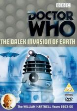 Doctor Who Dalek Invasion of Earth (William Hartnell) New DVD R4