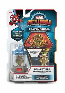 Funko Marvel Battleworld Travel Portal w/Attack Spinner