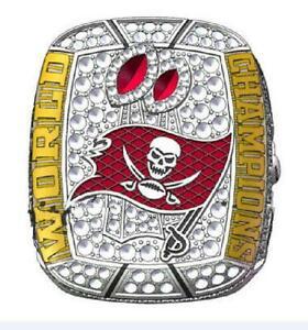 2020-2021 Tampa Bay Buccaneers Championship Ring ---