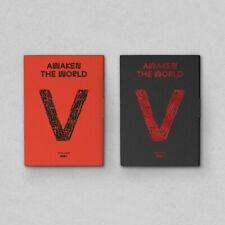 WayV 1st Album Awaken The World [2 set] CD Photobook Photocard Circlecard DHL