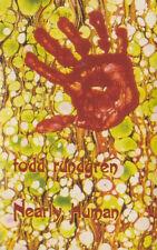 Nearly Human Todd Rundgren Audio Music Cassette Tape May-1989  Warner Bros