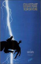 GNATRAT THE DARK GNAT RETURNS BOOK ONE PRELUDE GRAPHICS COMICS 1986