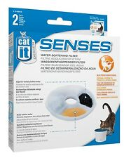 Catit Design Senses Replacement Water Softening Cartridge. 2Pk