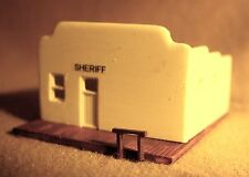 SHERIFF'S OFFICE - OLD WEST - Z-325 - Z Scale by Randy Brown