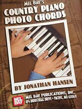 Jonathan Hansen-Country Piano Photo Chords