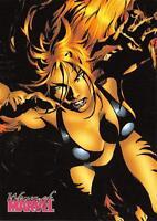 TIGRA / Women of Marvel 2008 BASE Trading Card #73