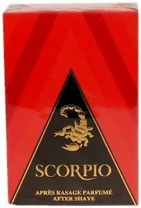 Après rasage Scorpio rouge Classique 100ml