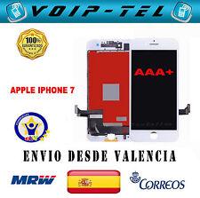 PANTALLA COMPLETA LCD DISPLAY IPHONE 7 ALTA CALIDAD AAA+ BLANCO ECRAN SCHERMO