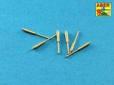 1/35 ABER 35L221 SIX METAL BARRELS 5,56mm for US M16A1 or M231 AFV