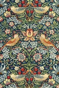 Set of 3 William Morris UNFRAMED A3 Art prints