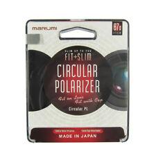 Marumi Fit + Slim Camera Lens Filter 67mm : CPL Circular Polarizer PL Japan