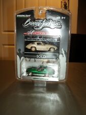Greenlight Auction Block 1967 Chevy Corvette 427/390 Coupe Green Machine CHASE