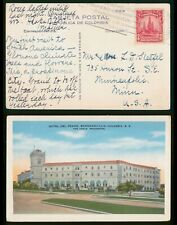 Mayfairstamps Colombia to Minneapolis MN Hotel del Prado Postcard wwr_01103