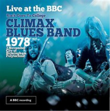 Climax Blues Band-Live at the BBC  (UK IMPORT)  CD with DVD NEW