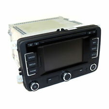 VW RNS 315 Radio Navigationssystem EU Map Touchscreen Navi Bluetooth SD MP3