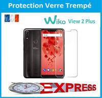 Pour Wiko View 2 Plus vitre protection verre trempé film protecteur écran