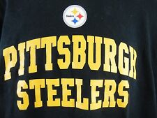 PITTSBURGH STEELERS NFL LONGSLEEVE SHIRT SIZE L LARGE