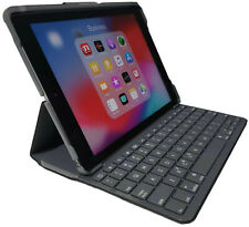 Тонкий Folio Logitech клавиатура Bluetooth холст чехол iPad 6 2018 R0051 820-008858