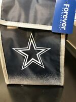 Forever Collectibles NFL Dallas Cowboys Insulated Gradient Lunch Bag Cooler