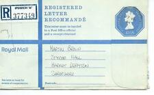 "GB - REGISTERED ENVELOPE - SIZE G - £1.16 - IPSWICH ""A"" - 377349"