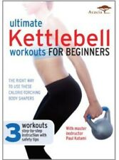 Ultimate Kettlebell Workouts for Begi 0054961894994 With Paul Katami DVD