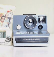 Polaroid SX-70 The Button, Instant Camera, Exc+ Cond, Money Back Guarantee!  218