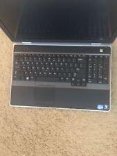 Dell Latitude E6520 Core I7 2640m 8GB Ram 128gb ssd/500GB HDD Windows 7/10 Pro