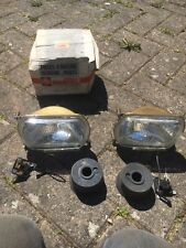 manitou Fork Lift Pair Of Front Lights 77407