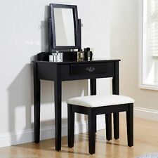Solid Wood Bedroom Dressing Tables with Mirror