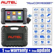 Autel MaxiCom MK808BT ALL Systems Bluetooth Diagnostic OBD2 Automotive Scan Tool