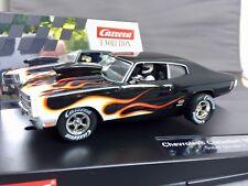 Carrera 27580 Analog Chevrolet Chevelle SS 454 Super Stocker 1/32 Scale Slot Car